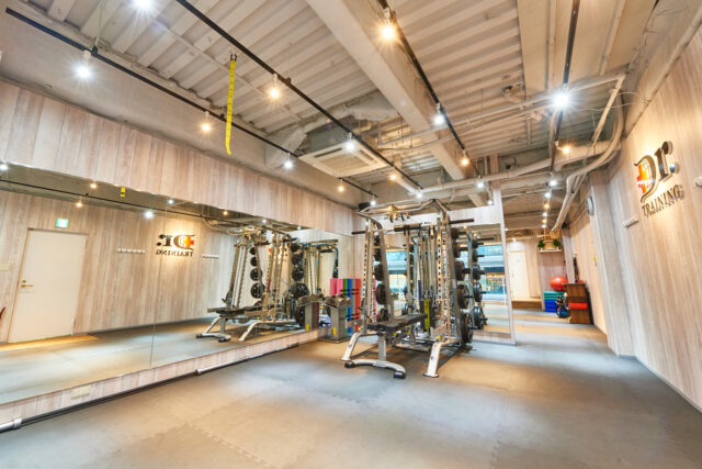 Dr.トレーニング 青山店の画像