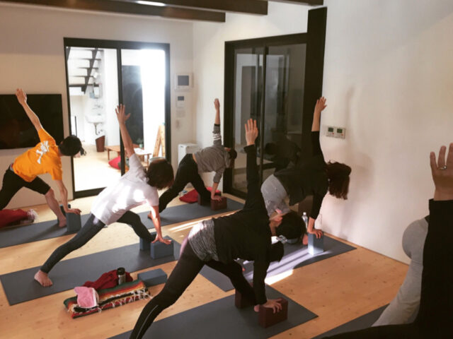 yoga space k(ヨガスペースケー)の画像