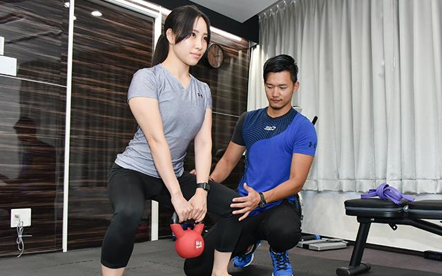 functional training gym NEXUSの画像