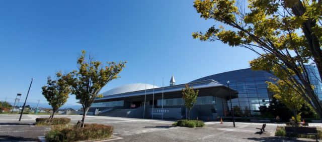 亀田総合体育館の画像